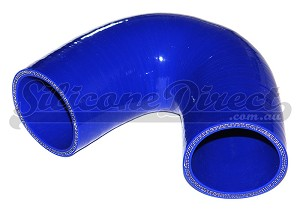"38mm ID (1.5"") 135 Degree Elbow - Blue"