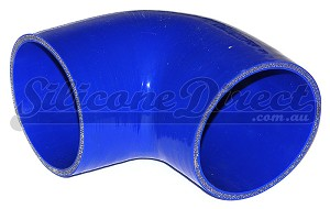 "102mm ID (4"") 90 Degree Elbow - Blue"