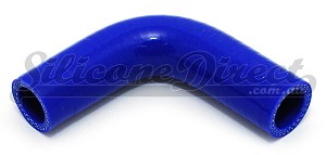 "6.5mm ID (1/4"") 90 Degree Elbow - Blue"