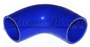 "25mm ID (1"") 90 Degree Elbow - Blue"
