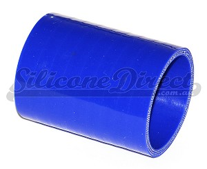 "57mm ID (2.25"") Straight Joiner - Blue"