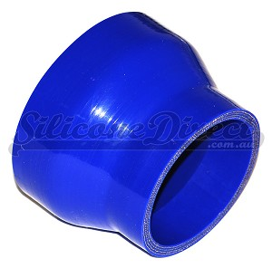 "127mm to 76mm ID (5-3"") Straight Reducer - Blue"