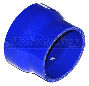 "102mm to 89mm ID (4-3.5"") Straight Reducer - Blue"