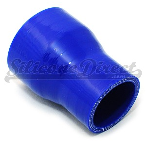 "25mm to 19mm ID (1-3/4"") Straight Reducer - Blue"
